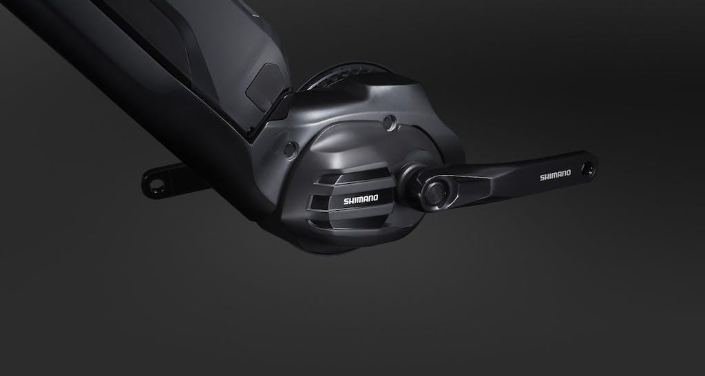 Shimano STEPS E5000, evoluzione continua