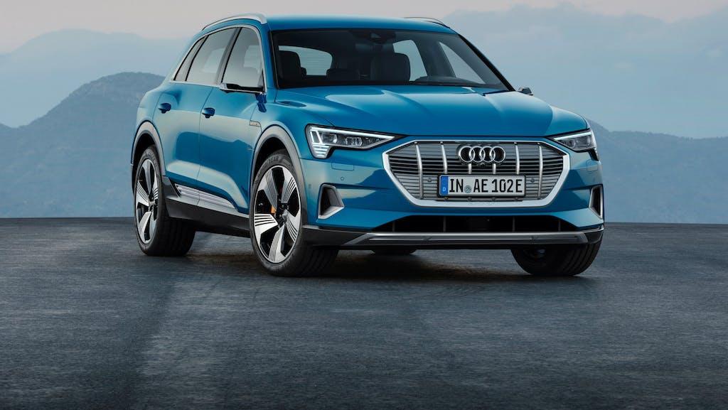 Audi e-tron, la SUV elettrica secondo i quattro anelli