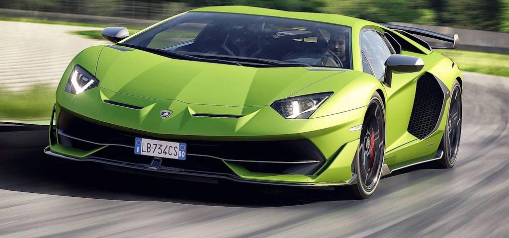 Lamborghini Aventador SVJ, il ritorno della Jota