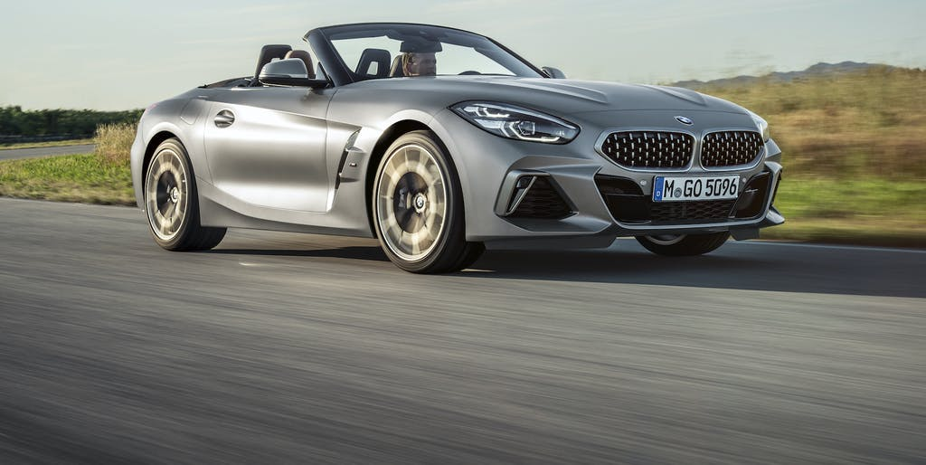 Nuova BMW Z4, capote in tela e un pizzico di… Toyota