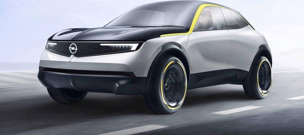Opel GT X Experimental, la crossover che verrà