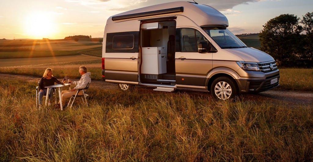Volkswagen Grand California, perché la vita è un viaggio