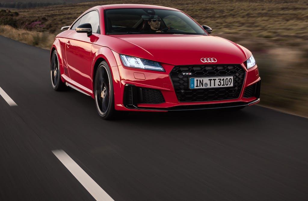 Audi TT 2018, il restyling per i 20 anni