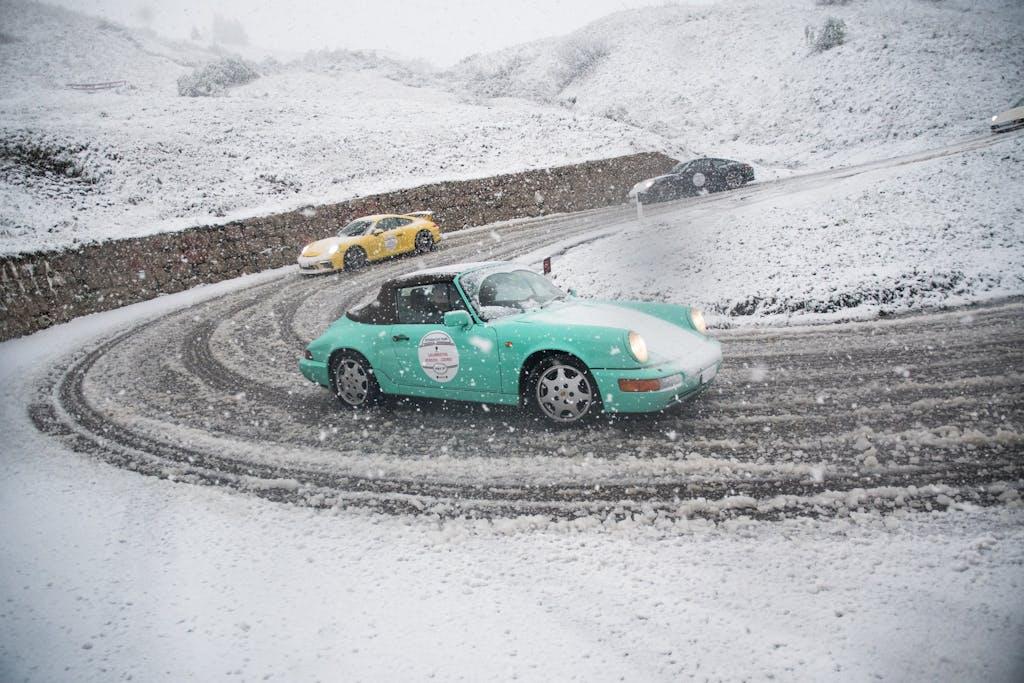 Dolomeeting Porsche Südtirol, 31 agosto e 1-2 settembre. Info e iscrizioni