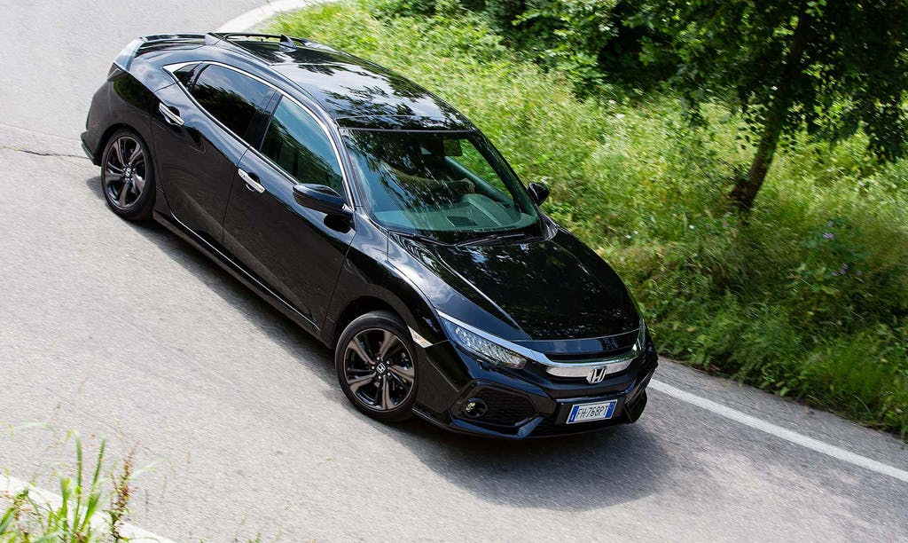 Prova Honda Civic 1.5 Turbo VTEC Prestige CVT
