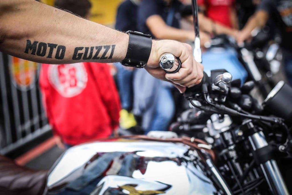 Moto Guzzi Open House, 7-9 settembre 2018