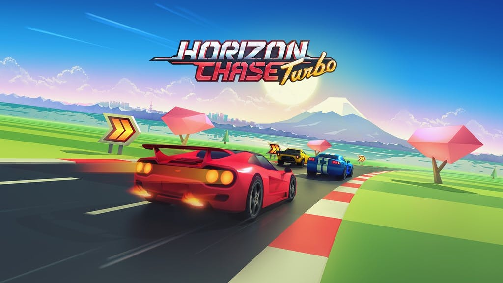 Horizon Chase Turbo: Adrenalina rétro