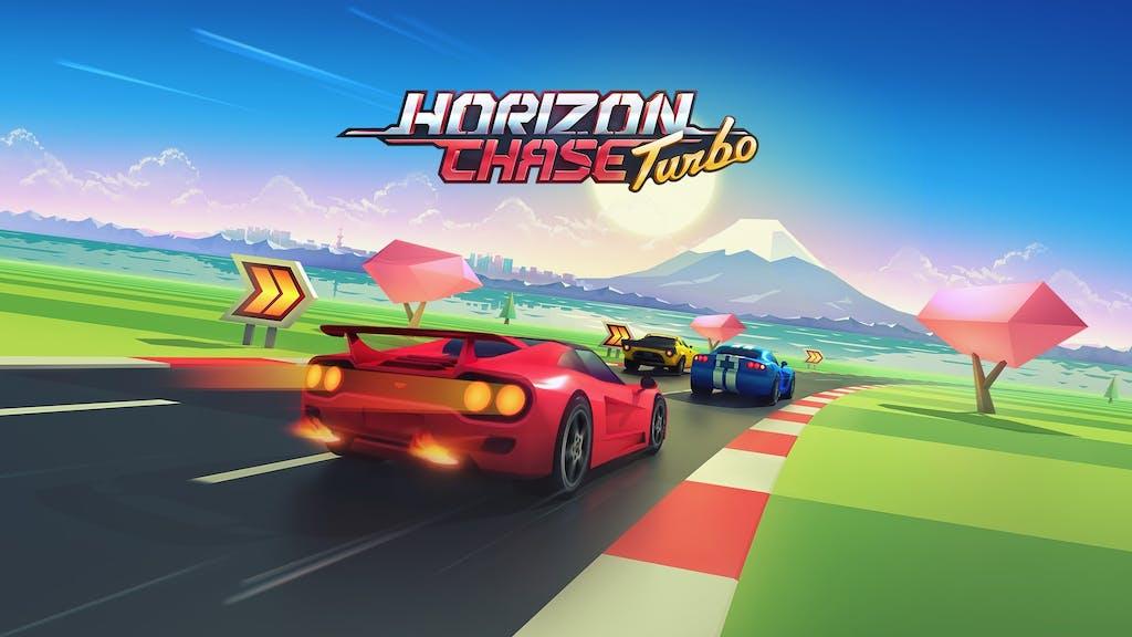 Horizon Chase Turbo: Adrenalina rétro