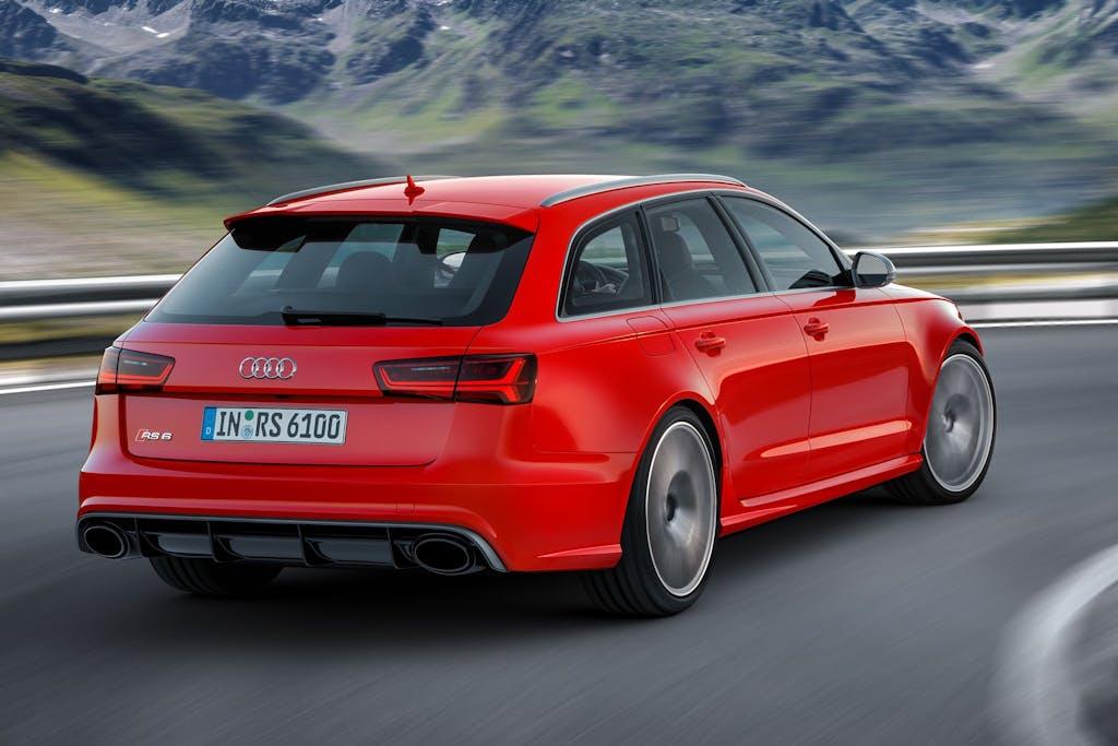 Audi RS7 ed RS6 performance