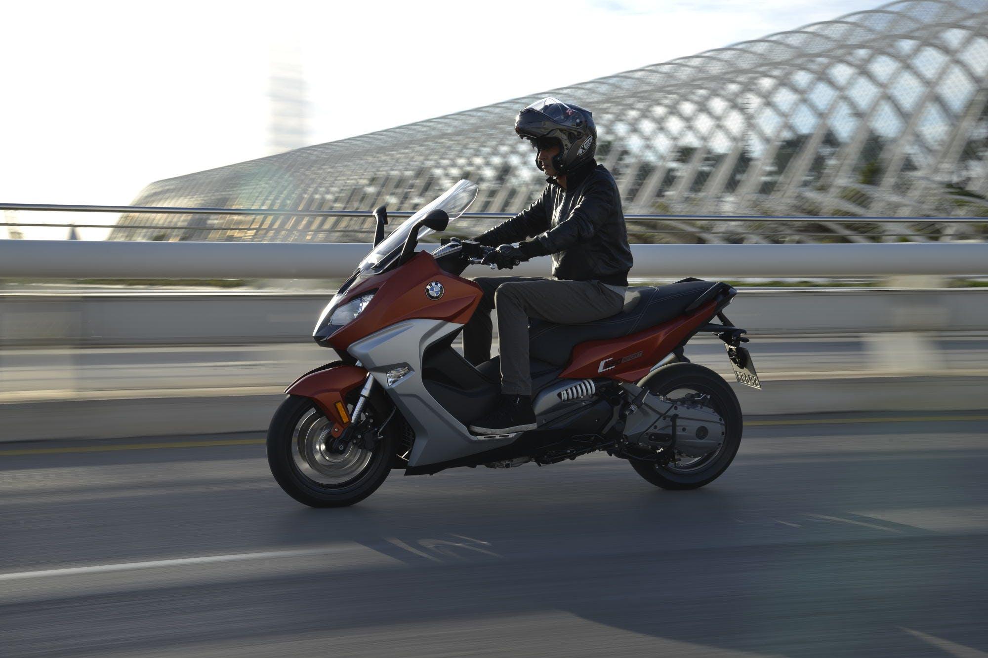 BMW C650 Sport migliori maxi scooter