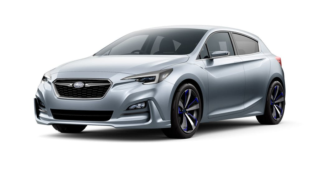 Subaru Impreza 5-Door: il nuovo corso