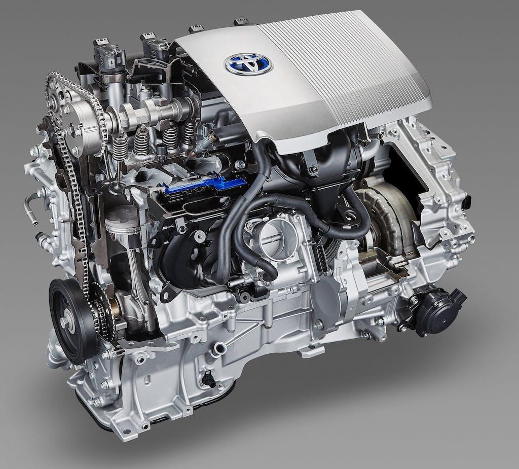 Come funziona il motore a ciclo Atkinson