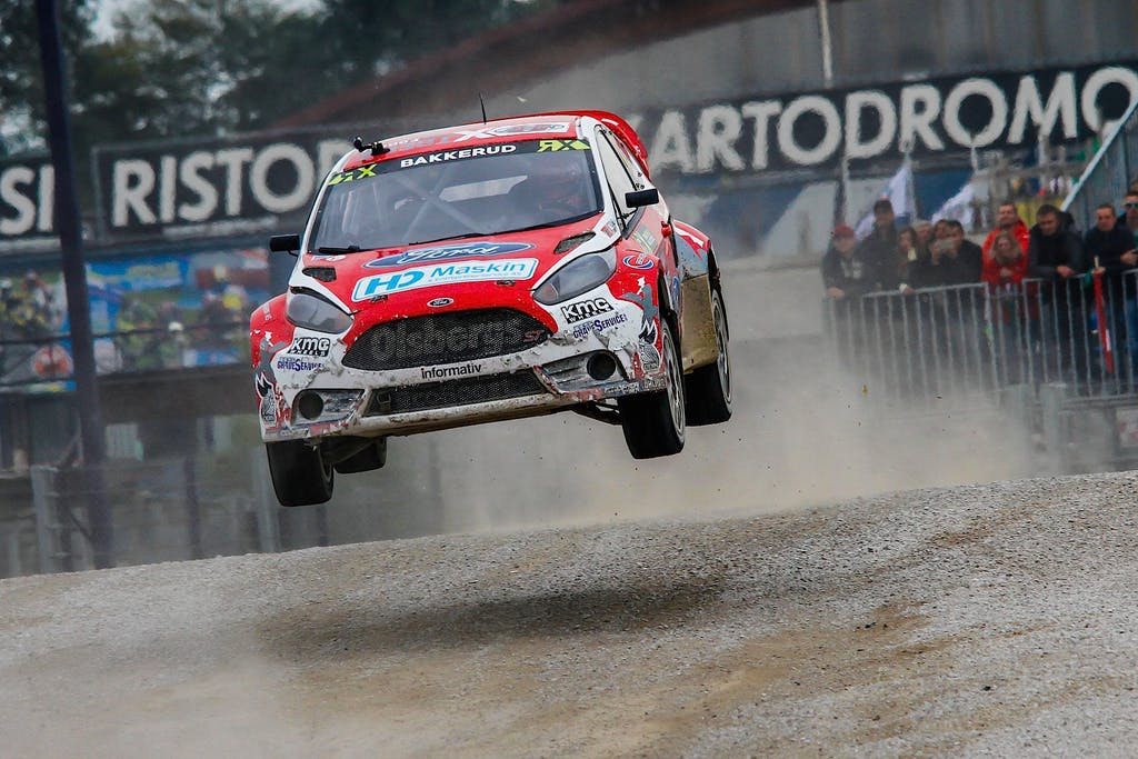 World Rallycross: it's show time