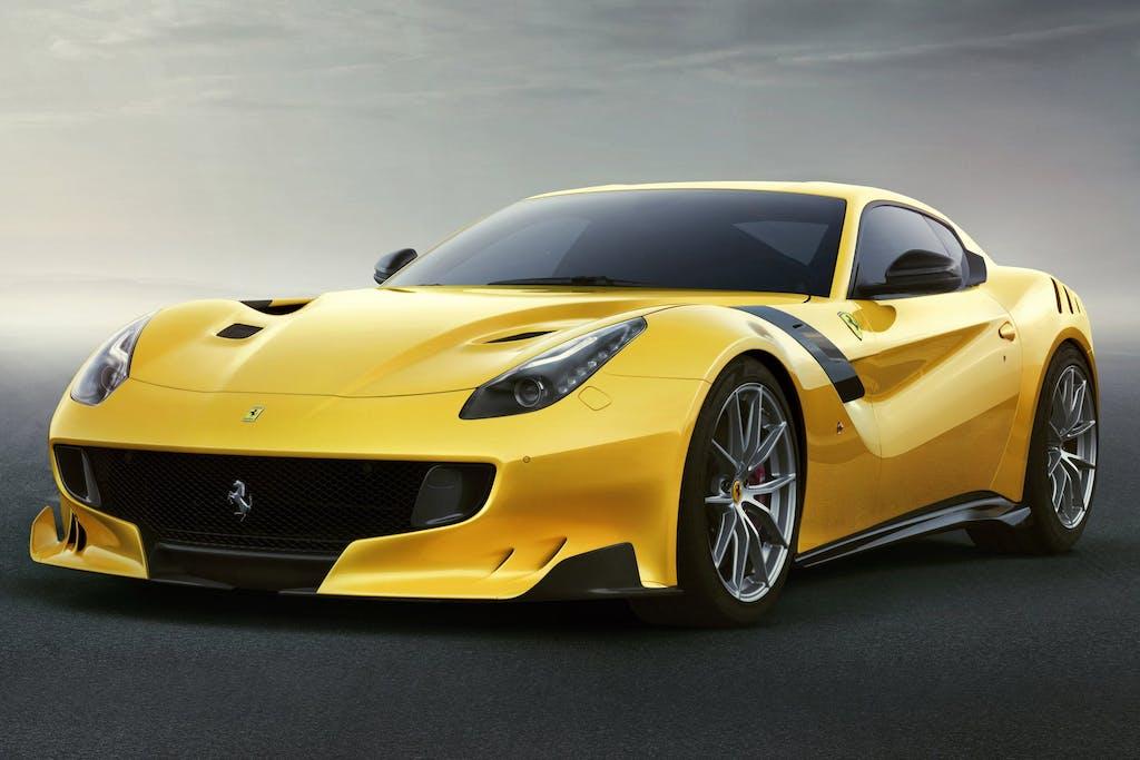 Ferrari F12 tdf: lo stato dell'arte