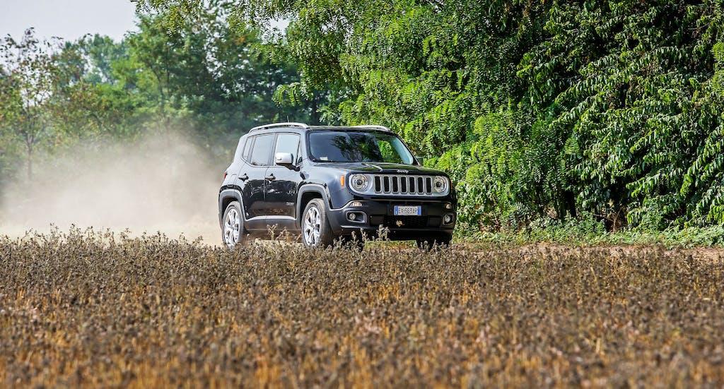 Prova Jeep Renegade