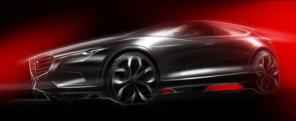 Mazda Koeru: muscoli in vista