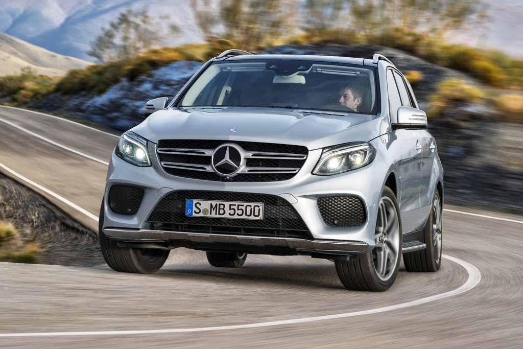 Mercedes-Benz GLE: è andata oltre la M