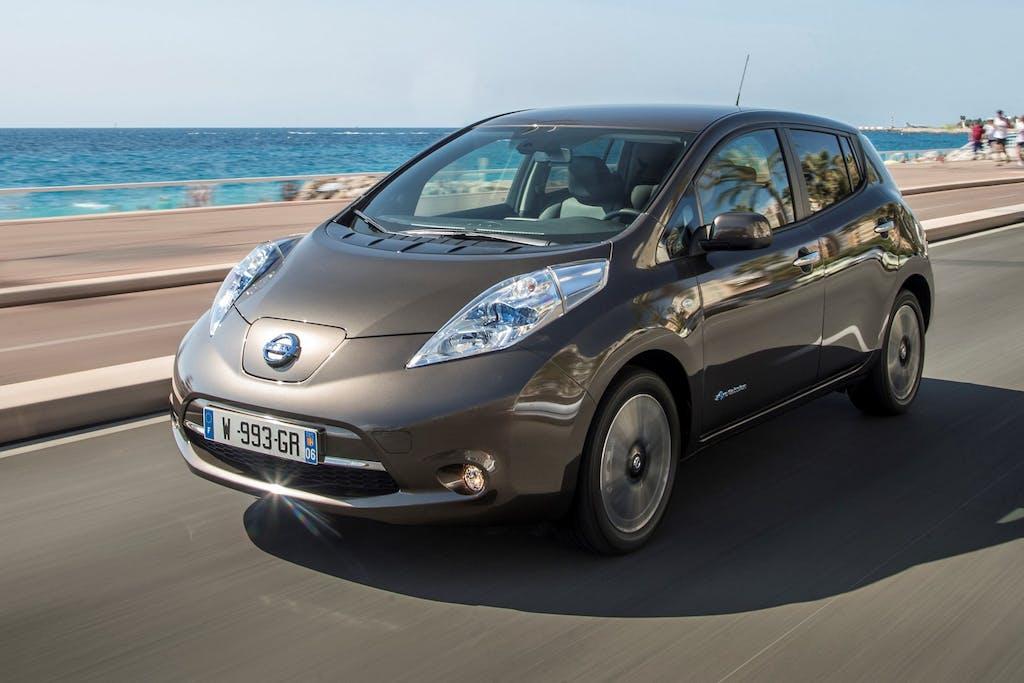 Nissan Leaf 2016: 250 km d'autonomia