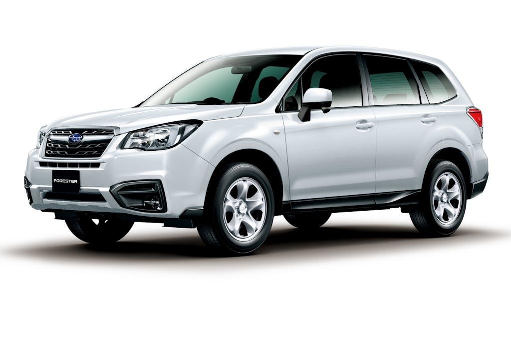 Subaru Forester 2016: sempre più assistita