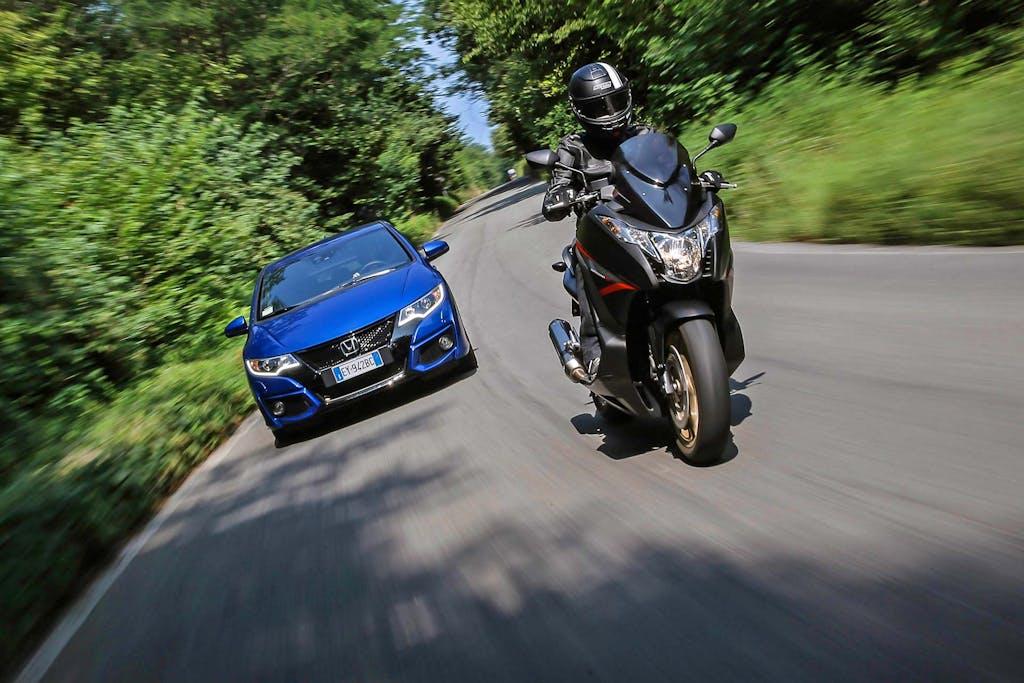 Duel Honda Civic Sport – Integra Sport