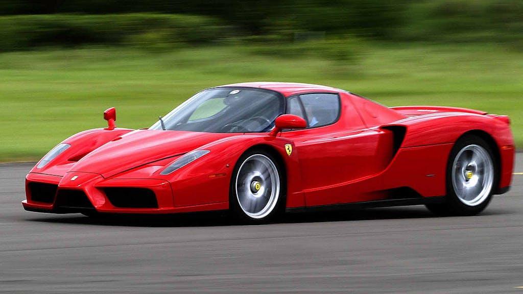 Ferrari Enzo: rabbiosamente unica