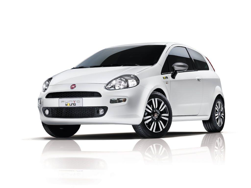 Fiat Punto: bye bye diesel e 3 porte