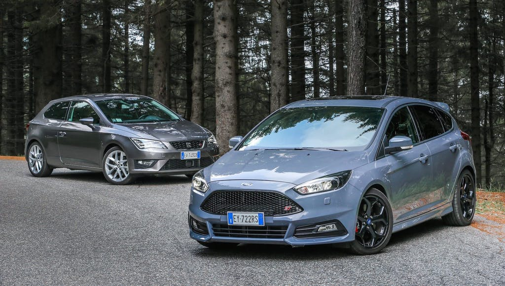 Duel: Seat Leon SC FR vs Ford Focus ST
