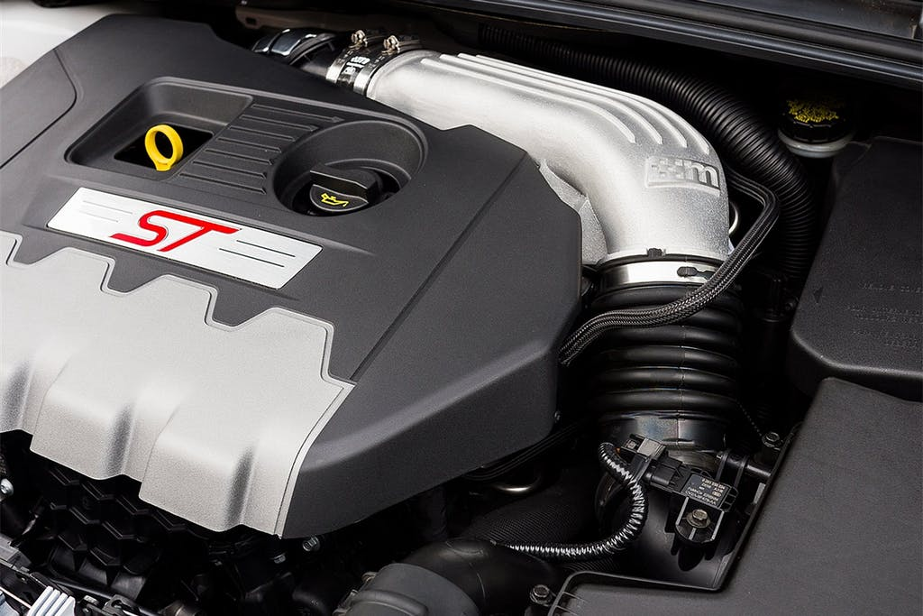 Ford Focus ST Mountune: nuova aria