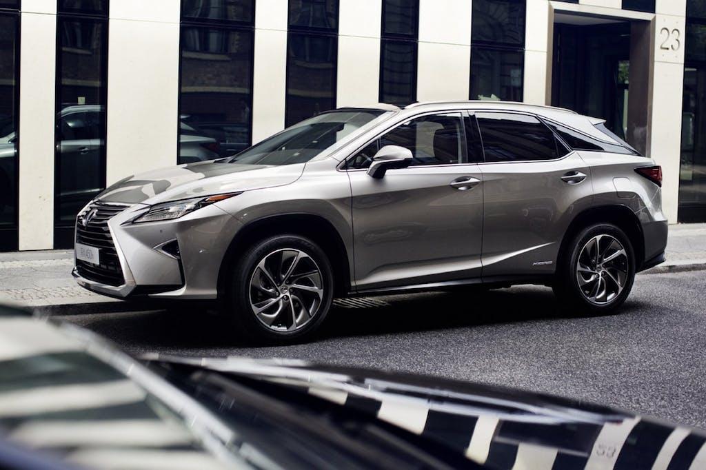 Lexus RX: un look unico