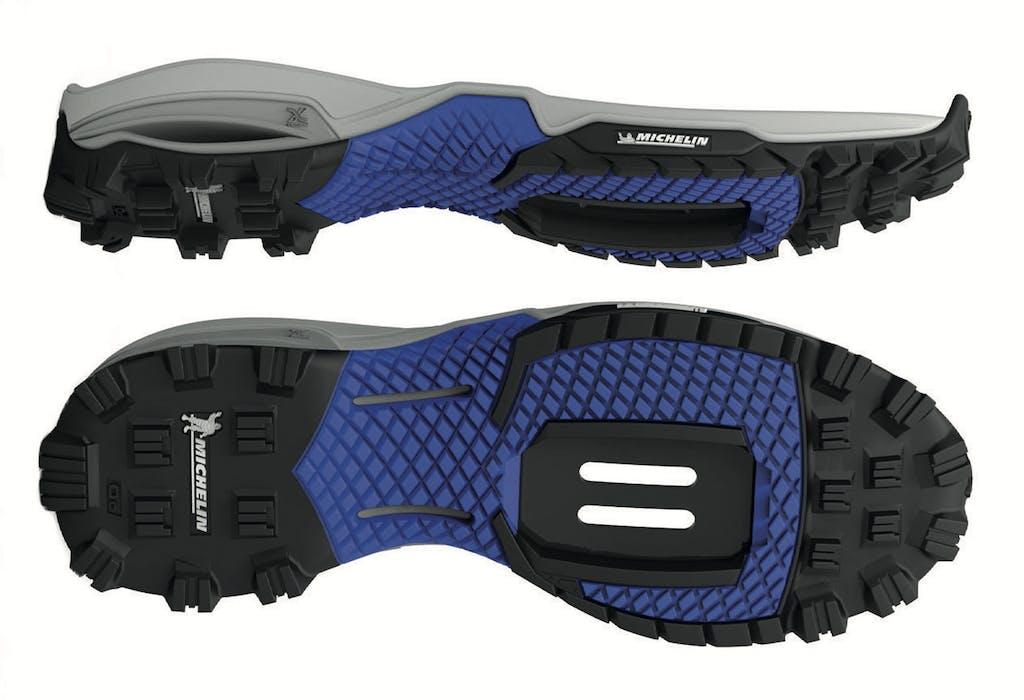 Le scarpe con il battistrada: Northwave e Michelin per l'off-road
