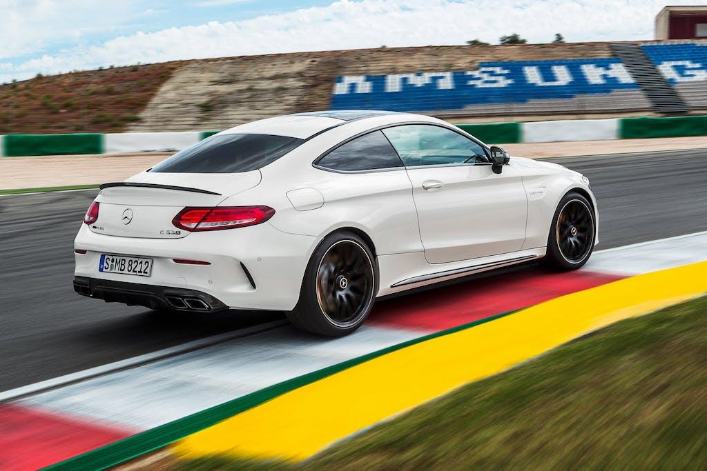 Mercedes-AMG C63 Coupé: 510 cv per la S
