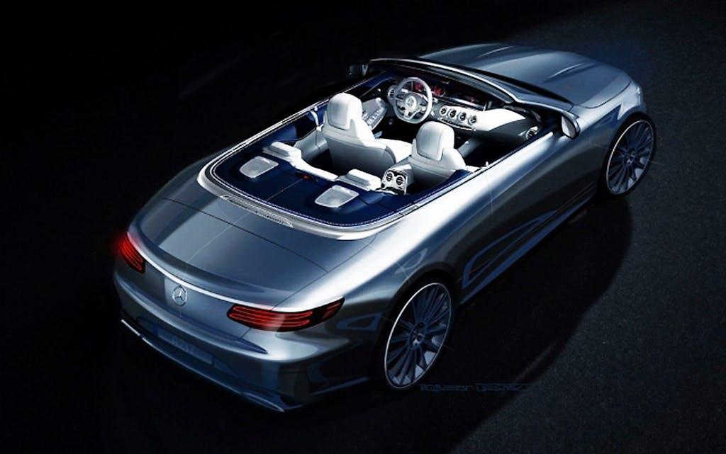 Mercedes-Benz Classe S Cabrio: la scoperta del lusso