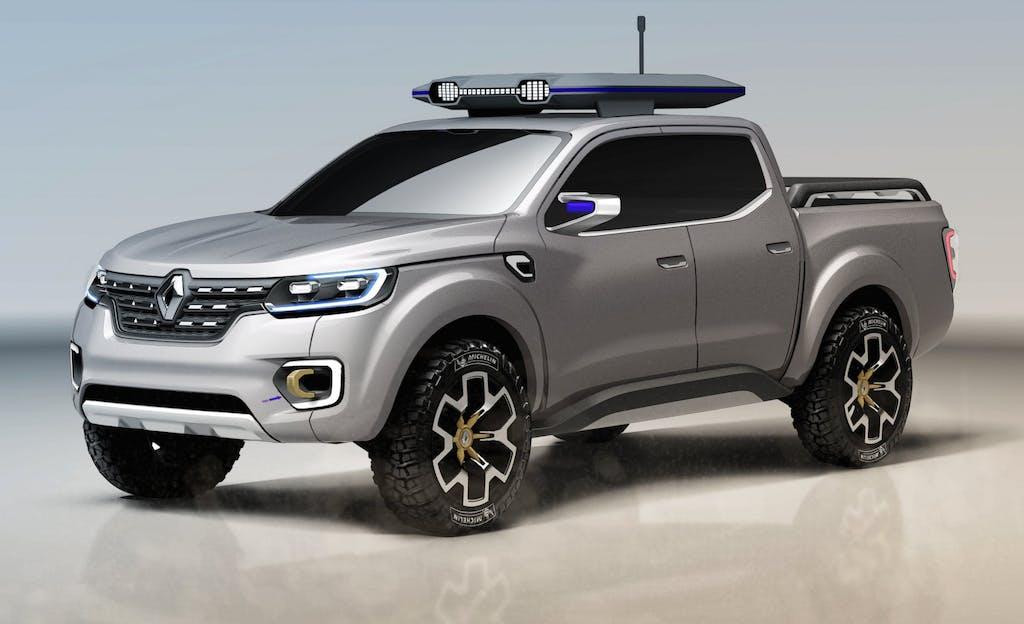 Renault Alaskan: il mio regno è il mondo