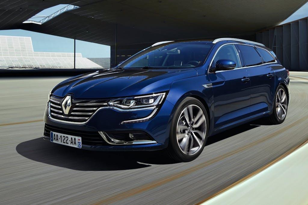 Renault Talisman Sporter: famiglia moderna