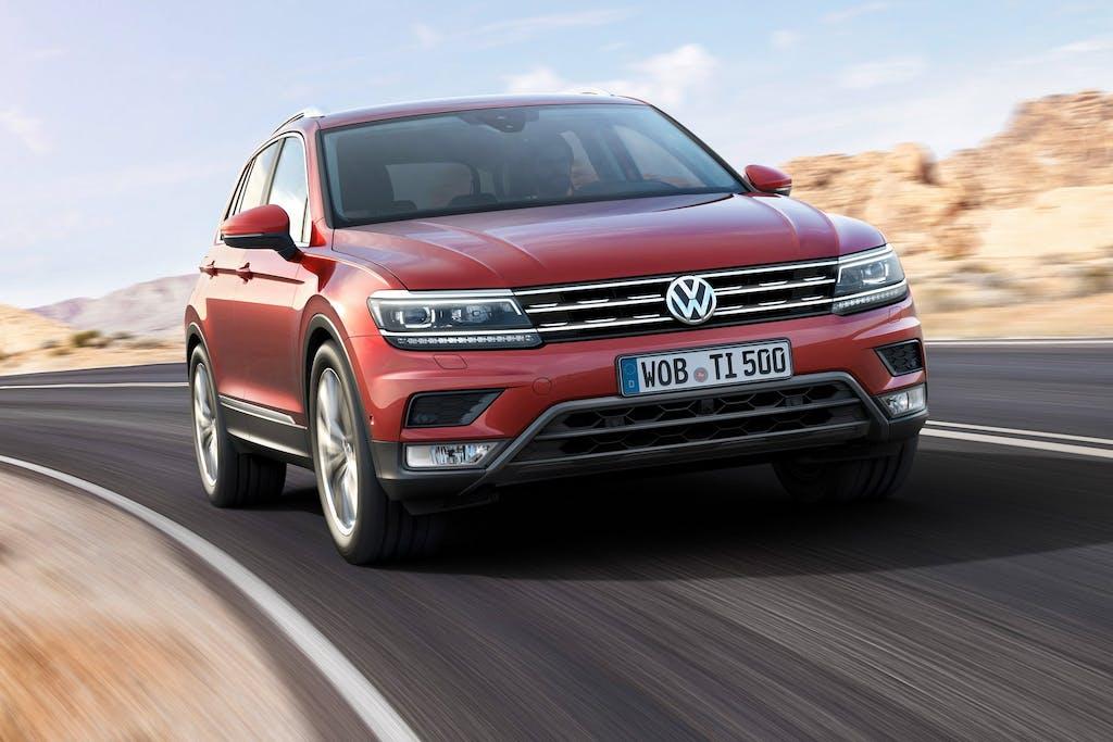 Volkswagen Tiguan 2016: cresce in tutto