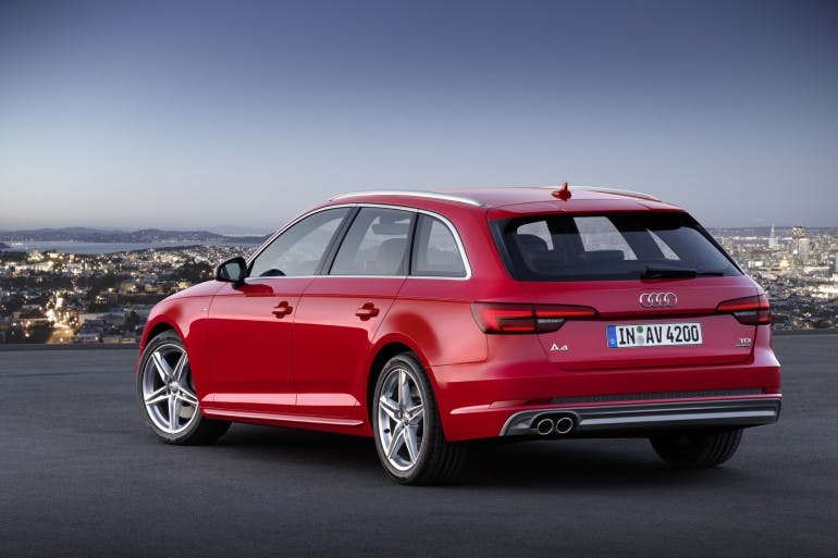 Audi A4 - 20