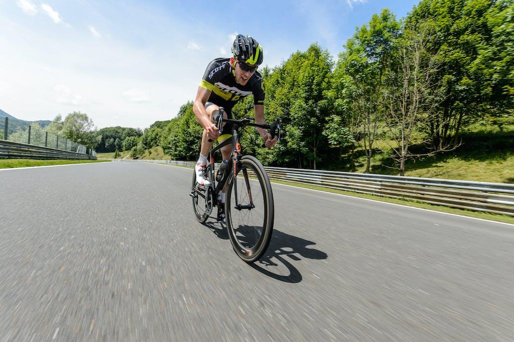 Scott Foil 2016, ride like the wind
