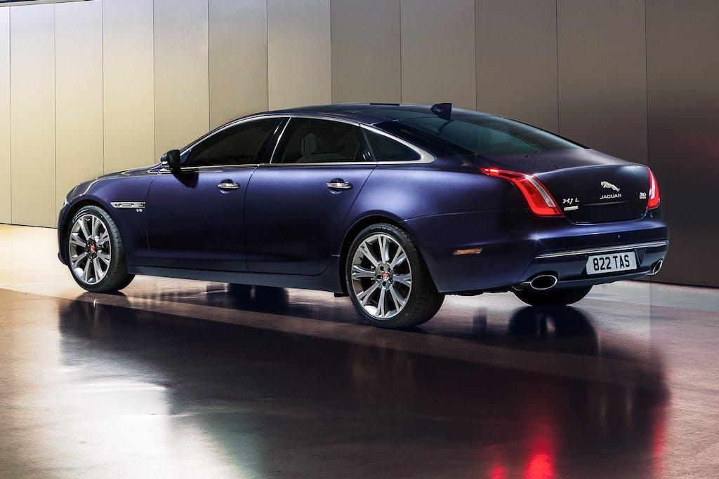 Jaguar XJ 2016: lusso hi-tech