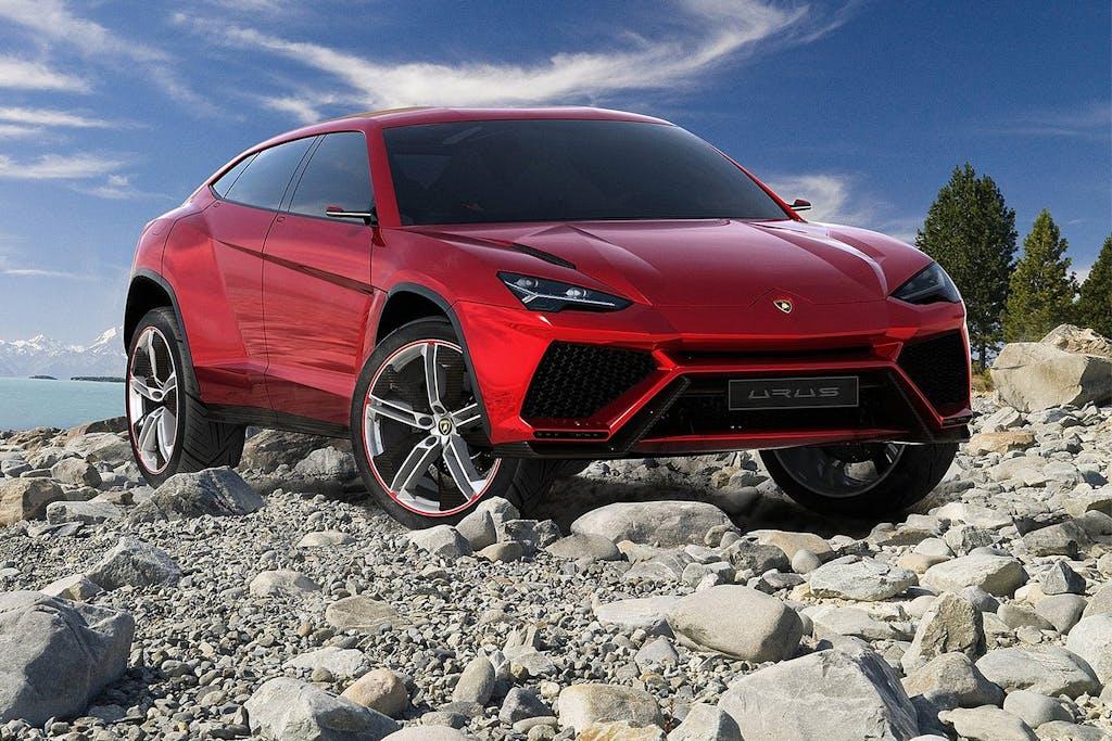Lamborghini Urus: nuova razza