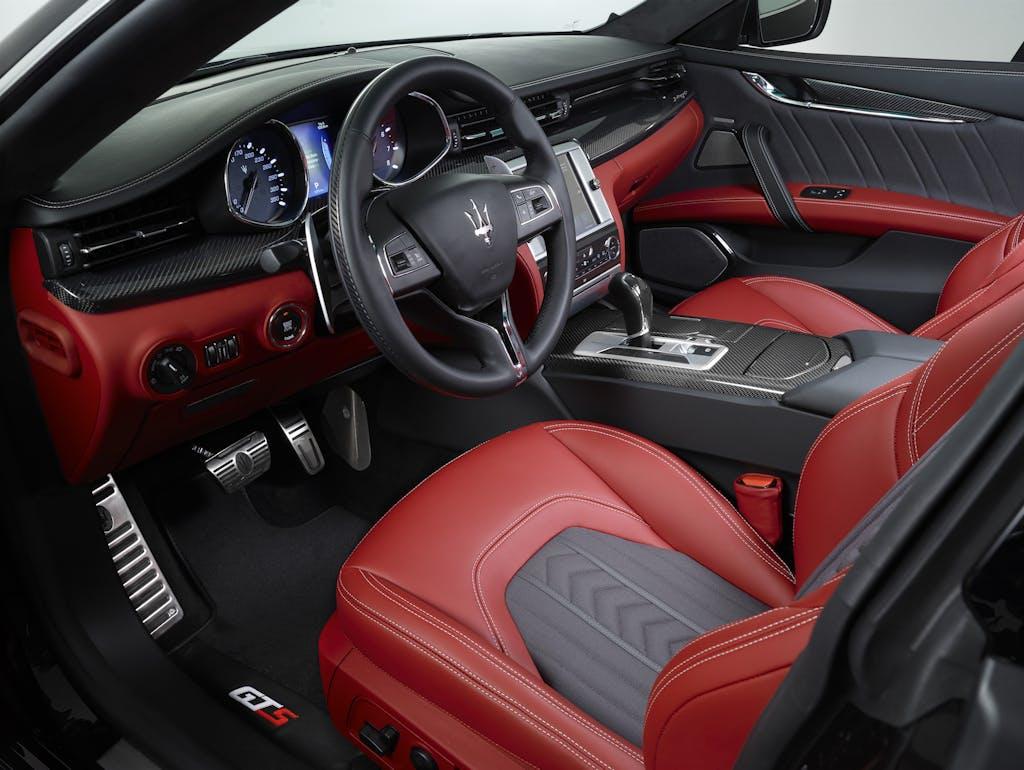 Maserati Ghibli e Quattroporte MY16: silk experience