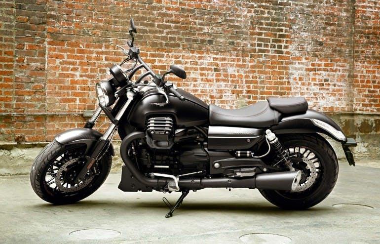 Moto Guzzi Audace - 006
