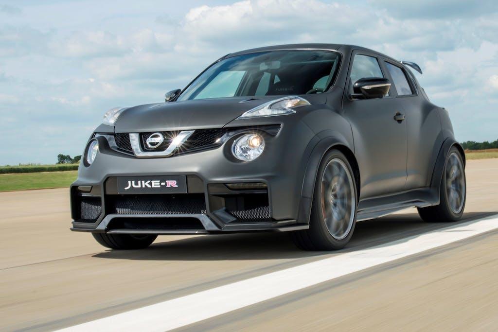 Nissan Juke-R 2.0: anima feroce