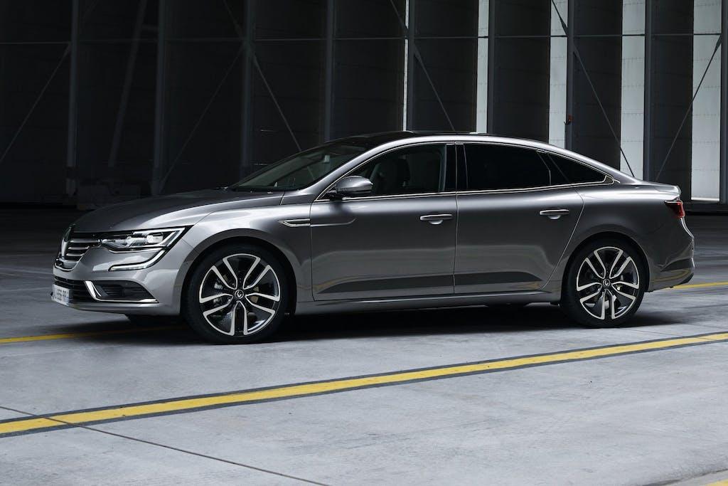 Renault Talisman, ama il classico