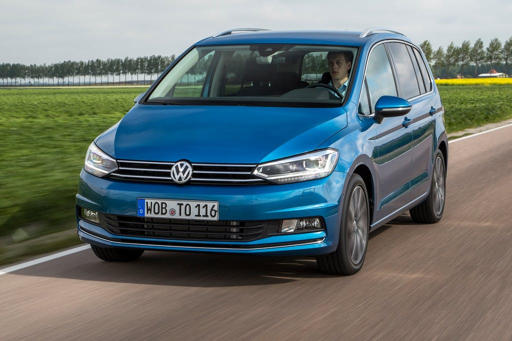 Prova Volkswagen Touran