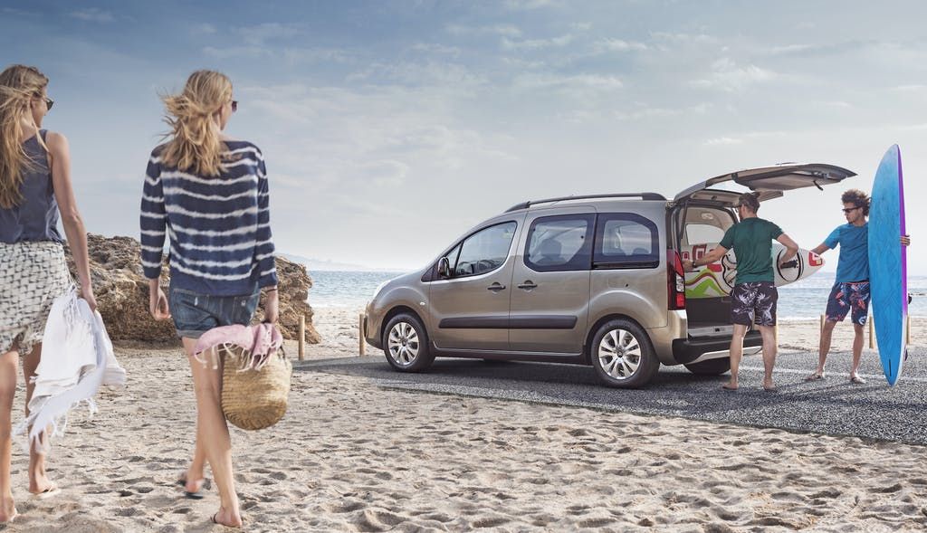 Prova nuova Citroën Berlingo Multispace