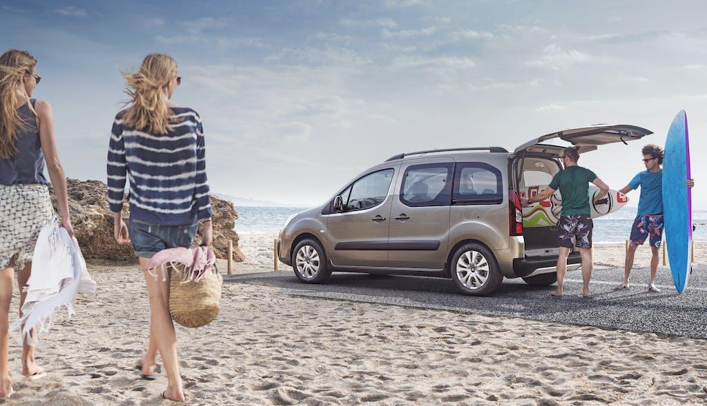 Prova nuova Citroën Berlingo Multispace