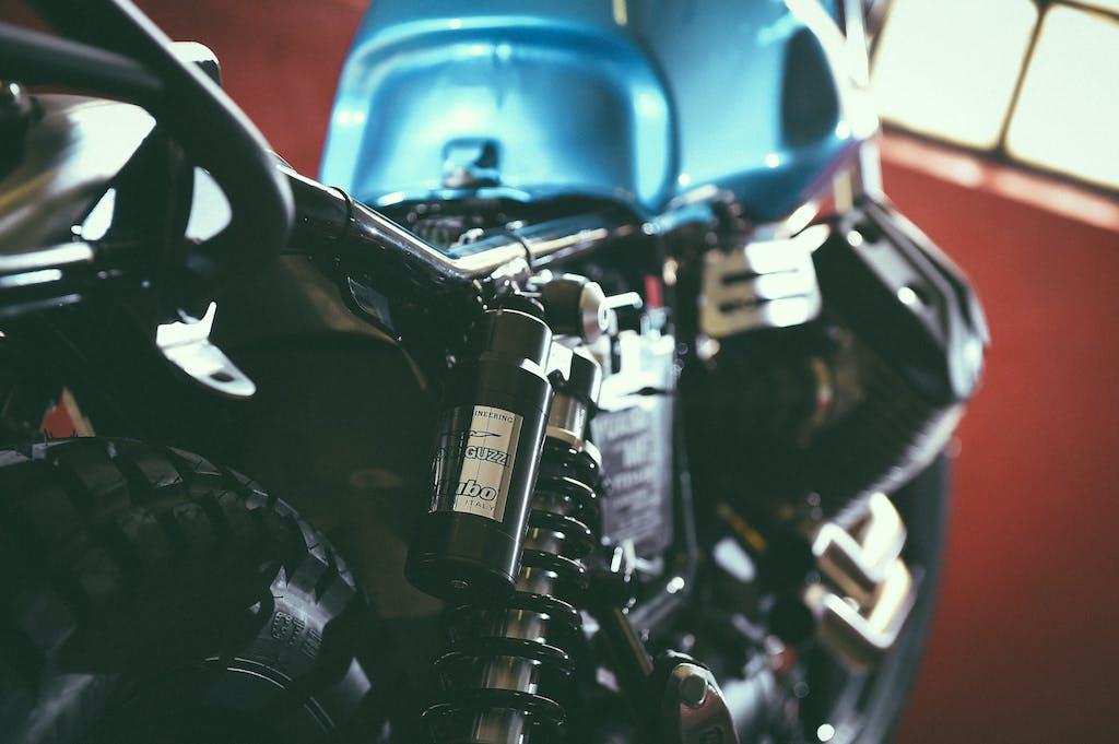 Moto Guzzi Garage. La casa della passione