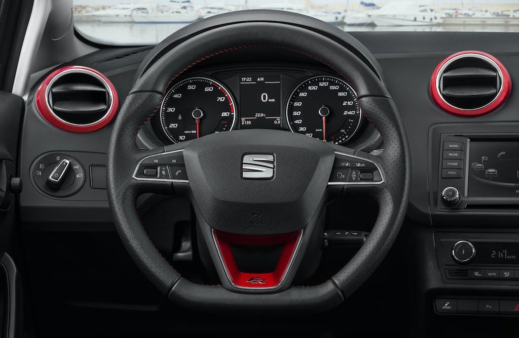 Prova Seat Ibiza Connect