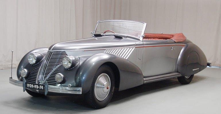 1939_Lancia_Asture_Series_IV_Bocca_Cabriolet