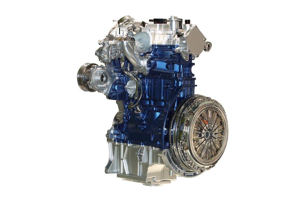 """Ford 1.0 EcoBoost: si """"spengono"""" i cilindri"""